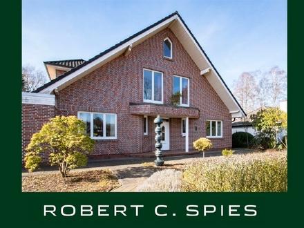 Rotklinker Villa in Sackgassen-Lage Oberneulands