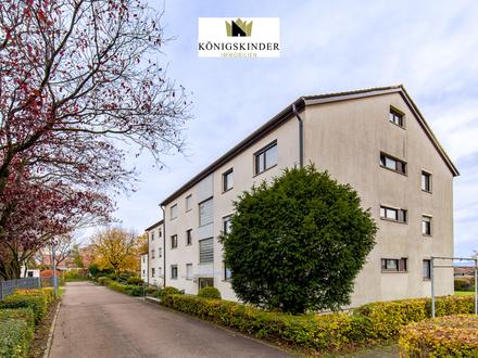 Leerstehende, sofort bezugsfertige 3,5-Zimmer Wohnung in Kirchheim