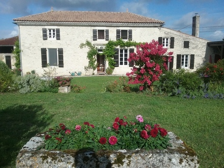 Landhaus in Frankreich