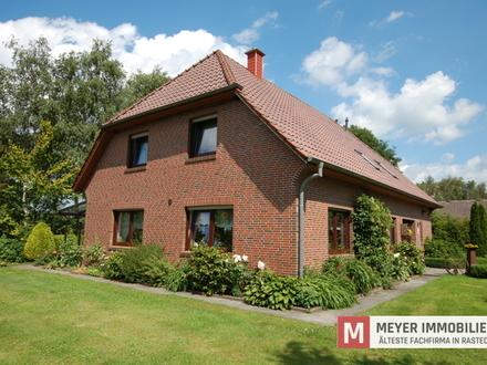 Wohnhaus mit Resthofstelle und Nebengebäuden in Salzendeich (Obj.-Nr. 5907)