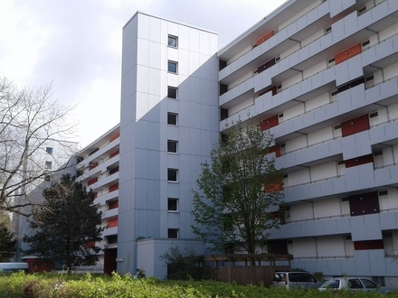 Gute Kapitalanlage - Vermietete 1-Zimmer-Wohnung mit Balkon
