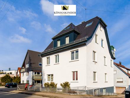 Top Angebot: Modernisiertes Mehrfamilienhaus mit 4 Wohneinheiten