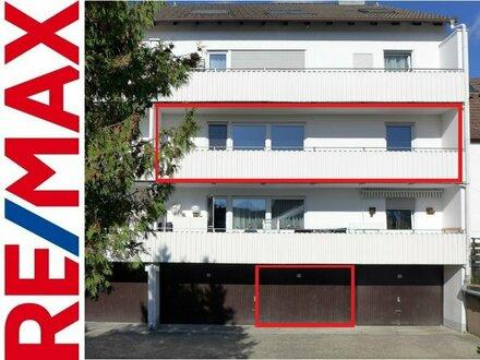 Große 3,5 -Zi.-Wohnung mit Garage in Illernähe zum Renovieren