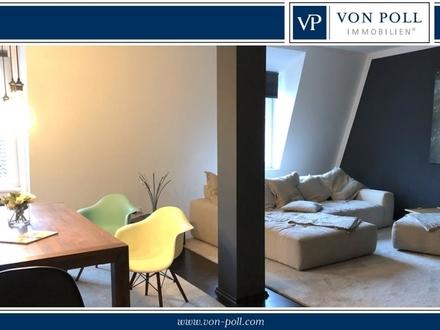 Bielefeld-Innenstadt: WG in CITY - Zimmer 20 m² + Balkon - ALL IN MIETE 550 € warm
