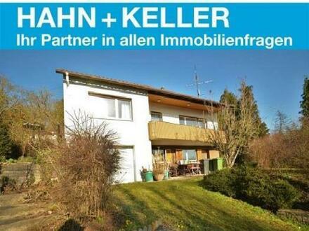 Unikat! Rießiges Grundstück (3.417 m²) mit 1-2 Fam.-Haus in Top Lage!