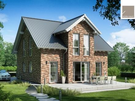 Das Familienhaus mit stilvollem Klinger! (KfW-Effizienzhaus 55)