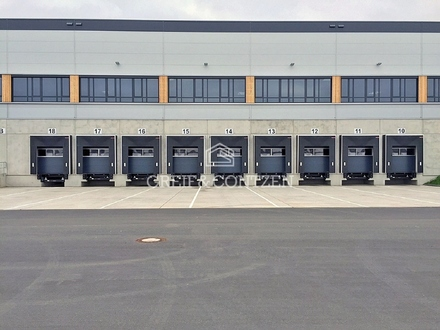 PROVISIONSFREI ++ Neubau-Logistihallen mit Büro