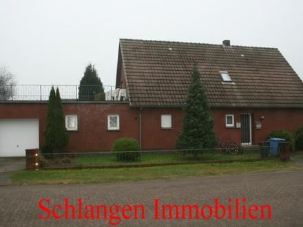 Objekt Nr. 18/701 - Super Anlageobjekt - Zweifamilienhaus mit Garage im Seemannsort Barßel