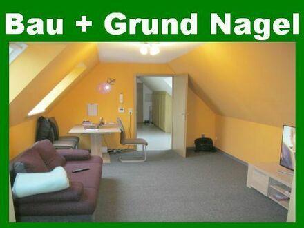 Provisionsfrei! Etagenwohnung mit Einbauküche und Garage im Zentrum von Versmold