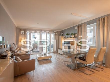 Maritimes Wohnen in der Überseestadt - neuwertige 2-Zimmer-Eigentumswohnung