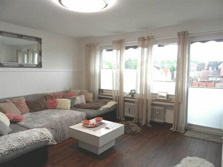 METEOR IMMOBILIEN : Gut gepflegt, mit zwei Balkonen und sehr zentral gelegen...