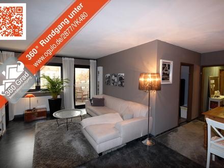 Gepflegte 2 Zimmerwohnung mit Balkon und Tiefgaragenstellplatz in Frankenthal!