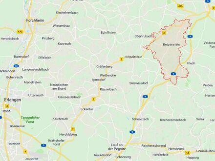 3 5. 0 0 0,- für 1.350 qm Freizeitgrundstück mit Wasser/Strom in BETZENSTEIN - dort wo andere Urlaub