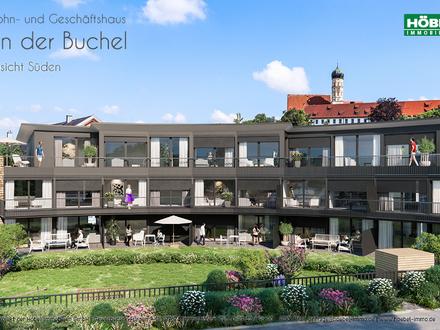 3-Zimmer-Wohnung mit ca. 106 m² Wohnfläche und Garten