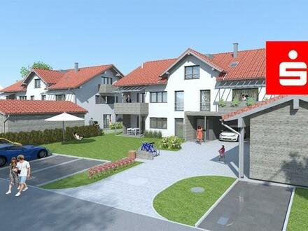2 Neubau-Mehrfamilienhäuser