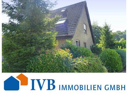 Solides Einfamilienhaus mit Einliegerwohnung in Werther!