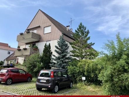 Geräumige 3 1/2 Zimmer-Wohnung im Herzen von Gebersheim!