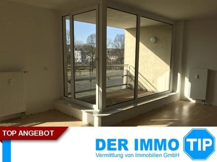 NEU! - schnuckelige 2-Zimmerwohnung mit Balkon in Gablenz zu vermieten!