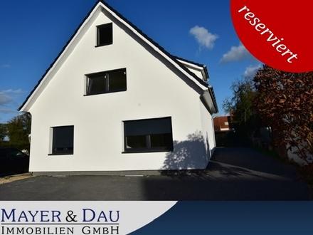 Oyten: Schöne und solide Doppelhaushälfte in Oyten! Obj. 4491