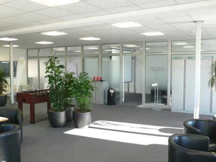 Großraumbüro Ansicht 1