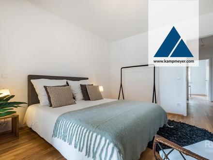 Preisgedämpfte Neubauwohnungen in Düsseldorf-Heerdt