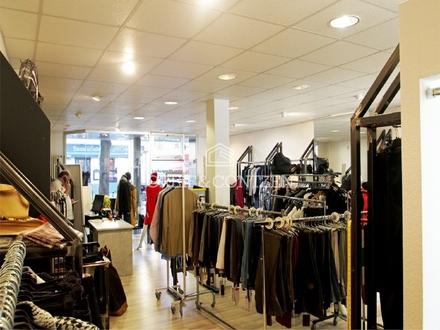 Ladenlokal in bester Geschäftslage in Lindenthal, Dürener Straße