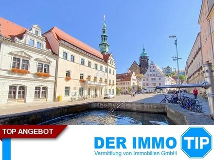Gebäudeensemble bestehend aus sanierten MFH in der historischen Innenstandt von Pirna zum Kauf!