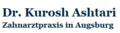 Zahnarztpraxis Dr. Kurosh Ashtari