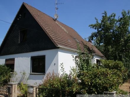 Bremerhaven: Obj. 4350 Stadtnahes EFH mit Garten und Gästehaus