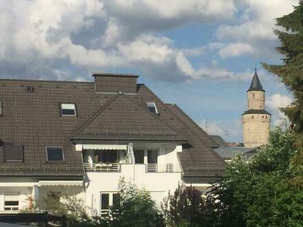 Ansicht der Wohnung