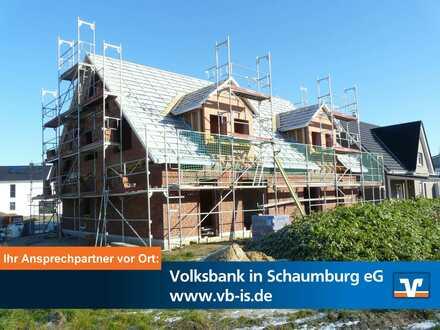 Bad Nenndorf - moderne Doppelhaushälfte mit Carport