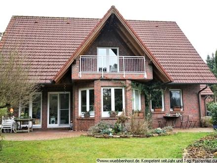 Gepflegtes Einfamilienhaus in ruhiger Wohnlage in Hatten-Sandkrug