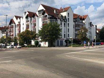 """Gewerbeeinheit zur vielseitigen Nutzung im Neusässer-Schmutterpark"""" im UG ca. 500m²..."""