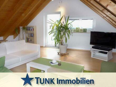 Maisonette-Wohnung mit Flair und hinreißendem Charme in Hainburg