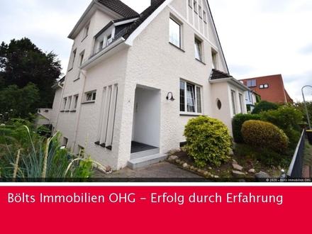 Repräsentatives, freistehendes Altbremer Haus in sehr begehrter Wohnlage von Schwachhausen