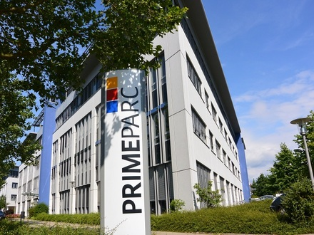 Helle moderne Flächen im Prime Parc von 324 m² - 768 m²
