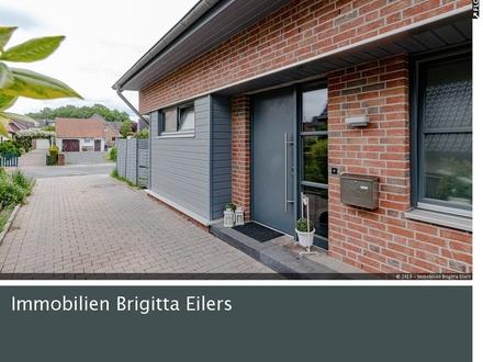 Moderne Doppelhaushälfte in bester Ausstattung und familienfreundlicher Lage!