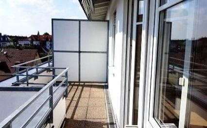 Neuwertige Komfortable 2-Zimmer-Wohnung in Senden