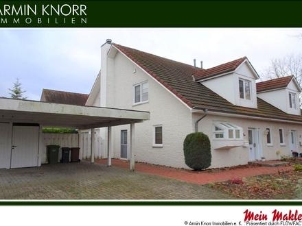 Moderne DHH in ruhiger Wohnsiedlung in Wildeshausen