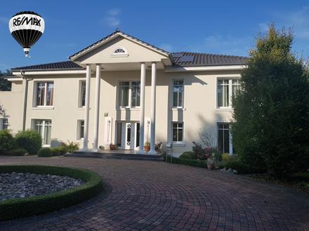Wohnen und Arbeiten in einer traumhaften Villa in Cloppenburg