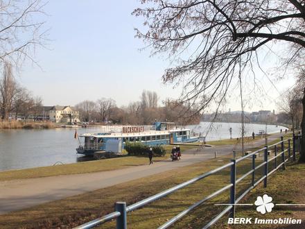 BERK Immobilien - Gepflegte 3-Zimmer Eigentumswohnung mit SW-Balkon - Stadt Offenbach Nähe Mainufer