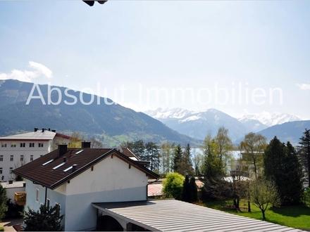 Mietwohnung in kl. Mehrfamilienhaus - Altbau, 89 m², 4 Räume, gr. Balkon, nahe Zentrum - Seeblick!