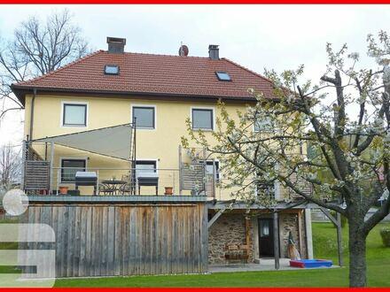 Sehr gepflegtes Mehrfamilienhaus in Bayerisch Eisenstein