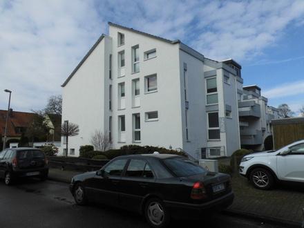 Großzügige helle 3-Zimmer-OG Wohnung m. 2 Balkonen