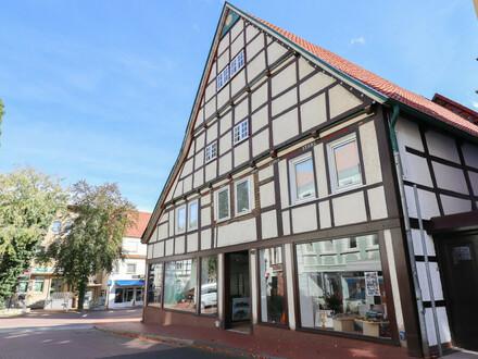 Historisches Stadthaus mit viel Potential!