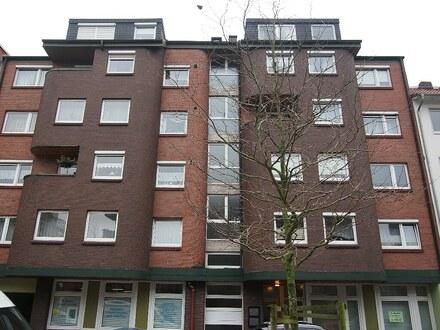 Innovative Fassadengestaltung in zentraler Lage