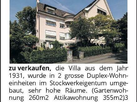 Preistige Villa an bester Lage