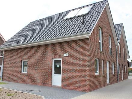 5452 - Neubau: 5-Zimmer-Doppelhaushälfte im Ortszentrum von Edewecht!