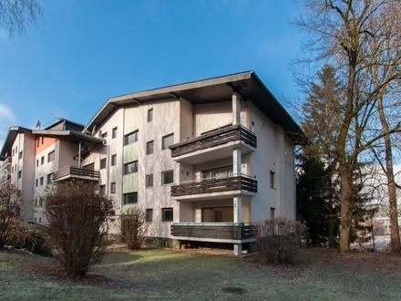 Maria Saal - Ratzendorf: Sanierte gemütliche 3-Zimmerwohnung mit zwei Balkonen