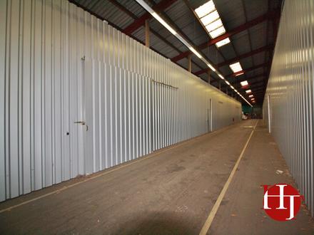 Kapitalanlage mit super Rendite - Kalthalle mit Lagerboxen im Gewerbegebiet Stuhrbaum!